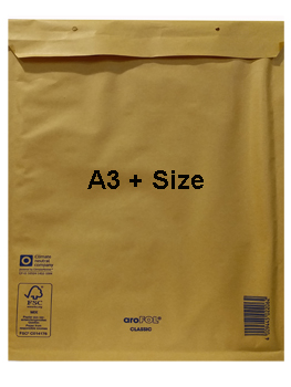 Arofol A3 Plus Size Babble Envelope