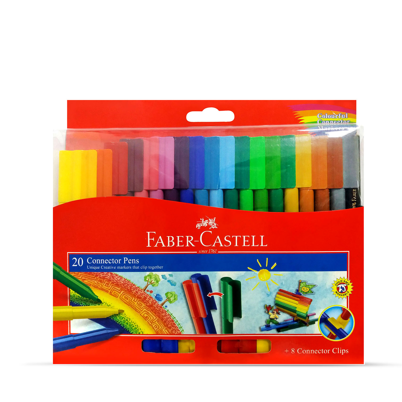 Faber Castell Connector Pens 111200