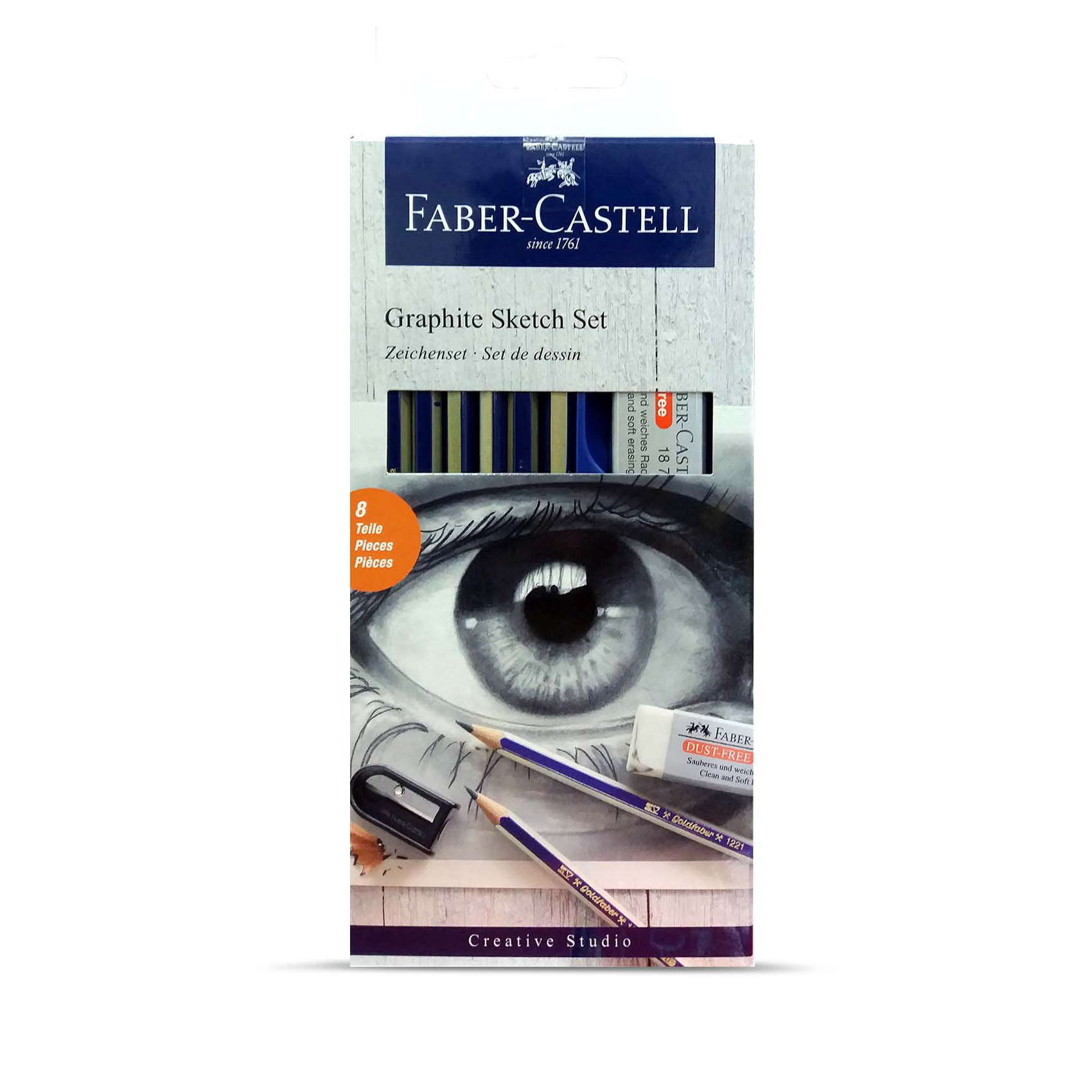 Faber Castell Graphite Sketch Pencil 114000