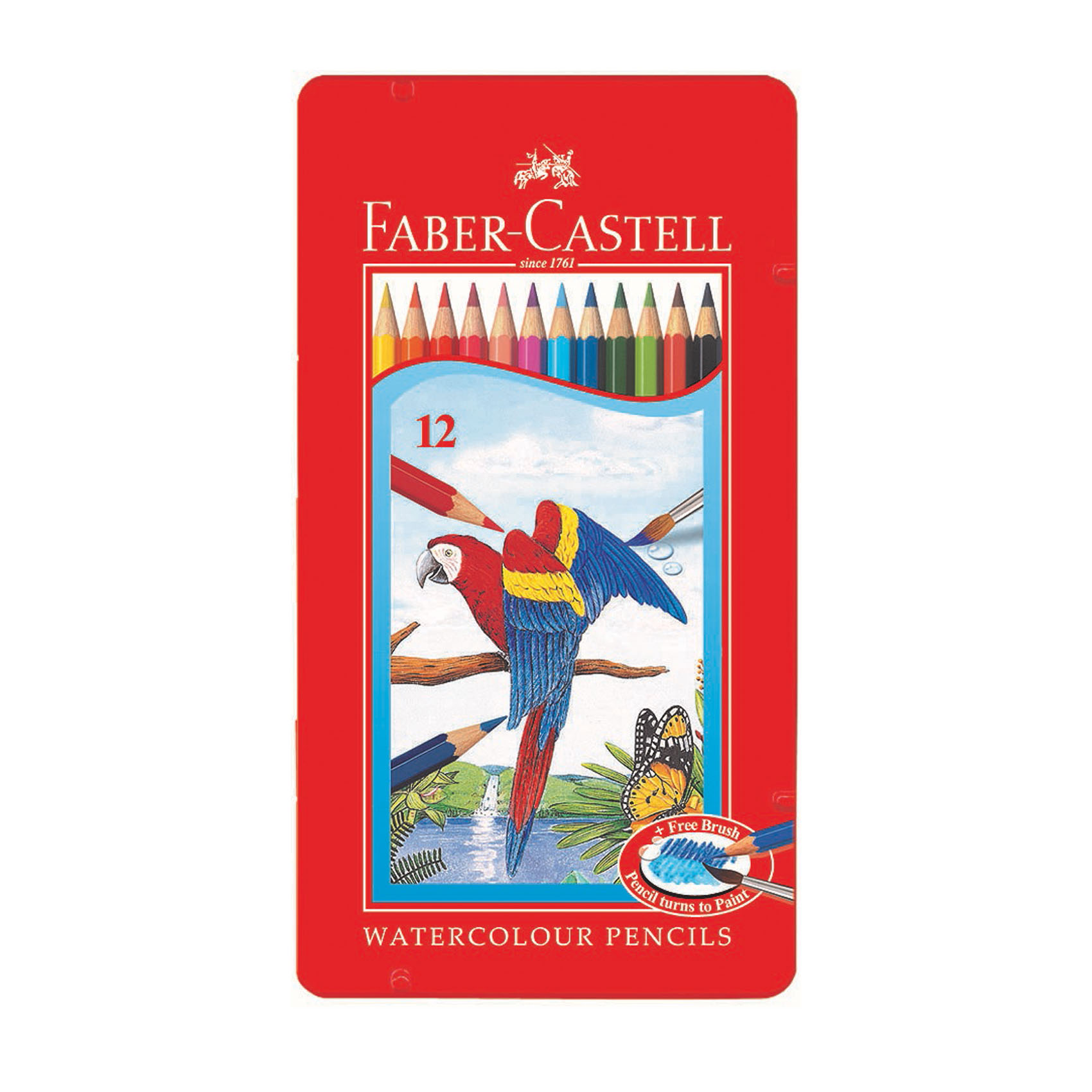 Faber Castell Water Color Pencil 115913